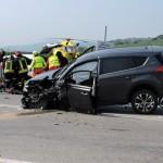交通事故の際の対応手順