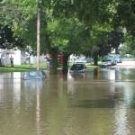 車が水没したときの対処